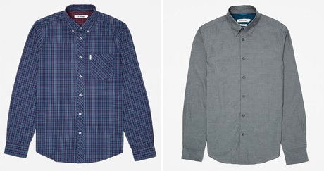 Ben Sherman Men's Shirts2016 Spring-Summer Collection