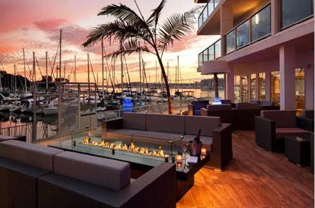 Marina del Rey Hotel 4th of July