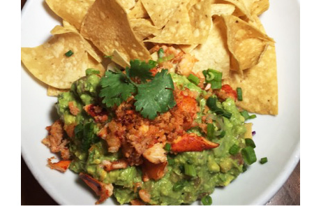 FishBar's Lobster Guacamole is a healthy and delicious appetizer that everyone loves.