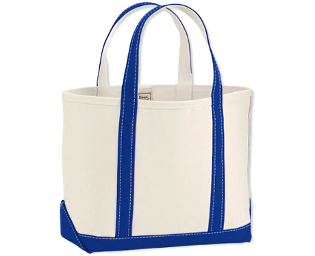 LL Bean Boat and Tote