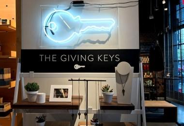 Shinola Hosts Kick-Off Event for The Giving Keys Pop Up Shop