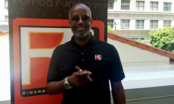 Mark Edwards sales marketing and Cigar Aficionado for Rumba
