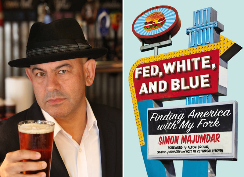 Food expert and author, Simon Majumdar