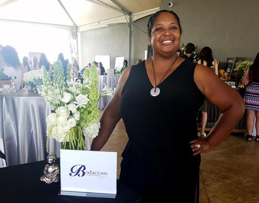 Boneshia Perri, owner of Bodacious Events & Concierge Services