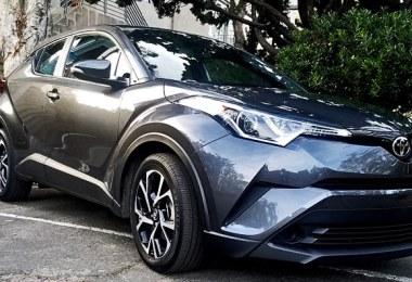2018 Toyota C-HR XLE - A Car Review