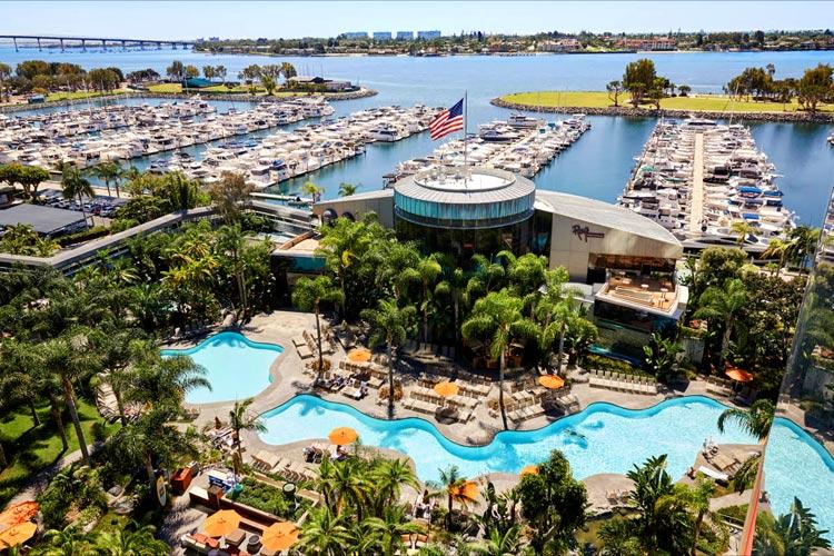 Marriott Marquis San Diego Marina the Perfect Getaway