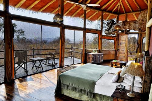 Tarangire Treetop Bedroom
