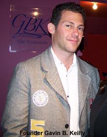 Gavin B. Keilly, GBK