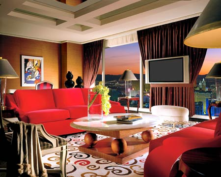 Wynn Las Vegas Salon Suite