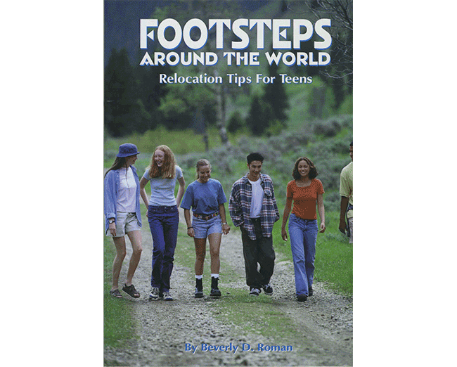 Footsteps Around the World
