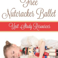 Free Nutcracker Ballet Learning Resources