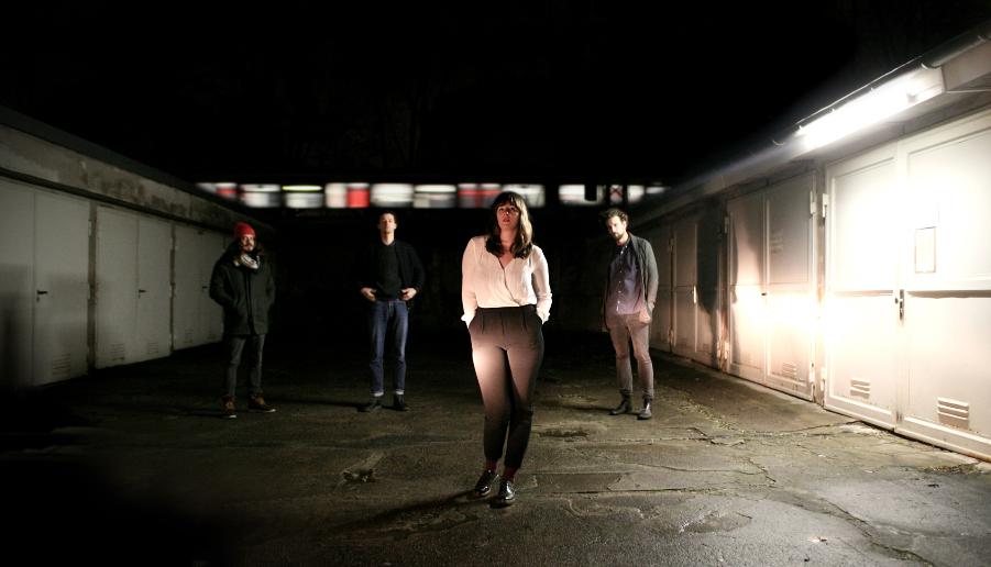 Präsentieren ihr neues Album am 11.03. im Sissikinkong: Parfum Brutal / Foto: Ben Schulz