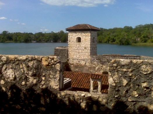 Castilllo San Felipe tower