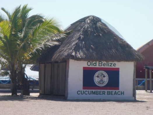 Cucumber Beach Marina, Belize