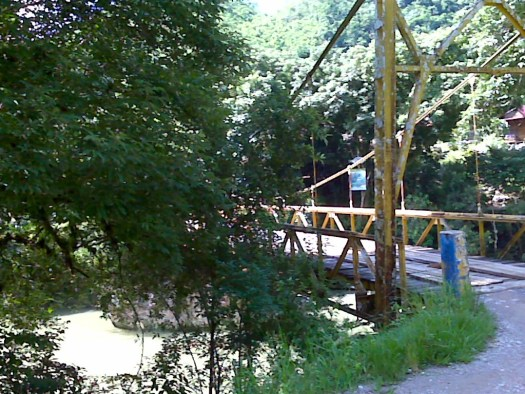 Semuc bridge