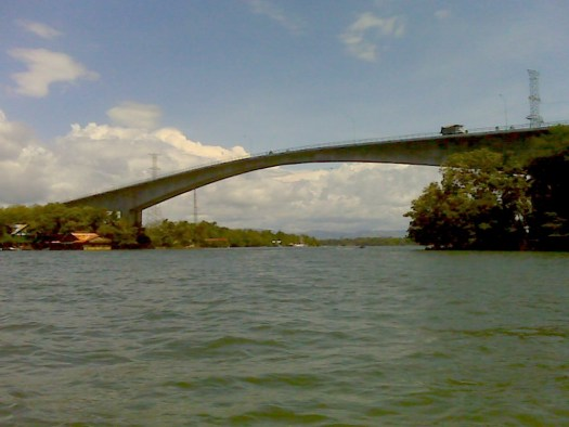 The longest bridge in Central America