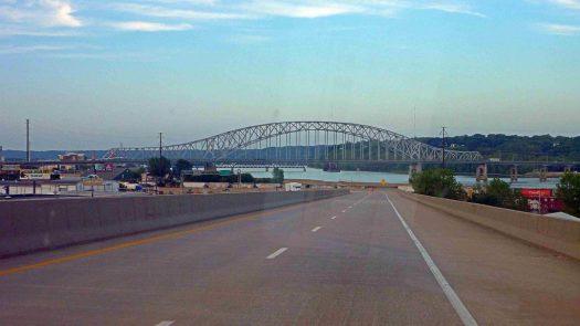 Dubuque, IA Bridge