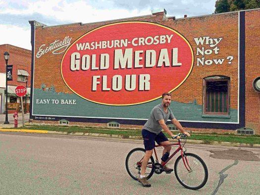 Wilton, WI Gold Medal Flour