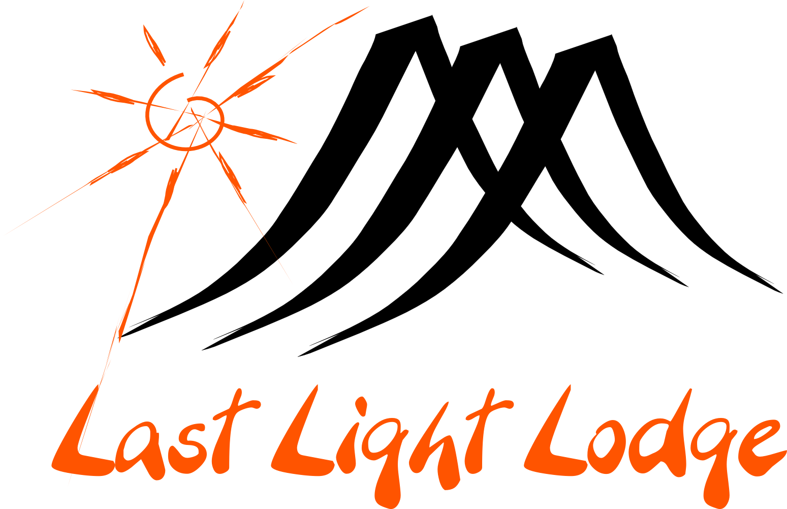 logo last light lodge