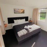 Super king size bed deluxe room