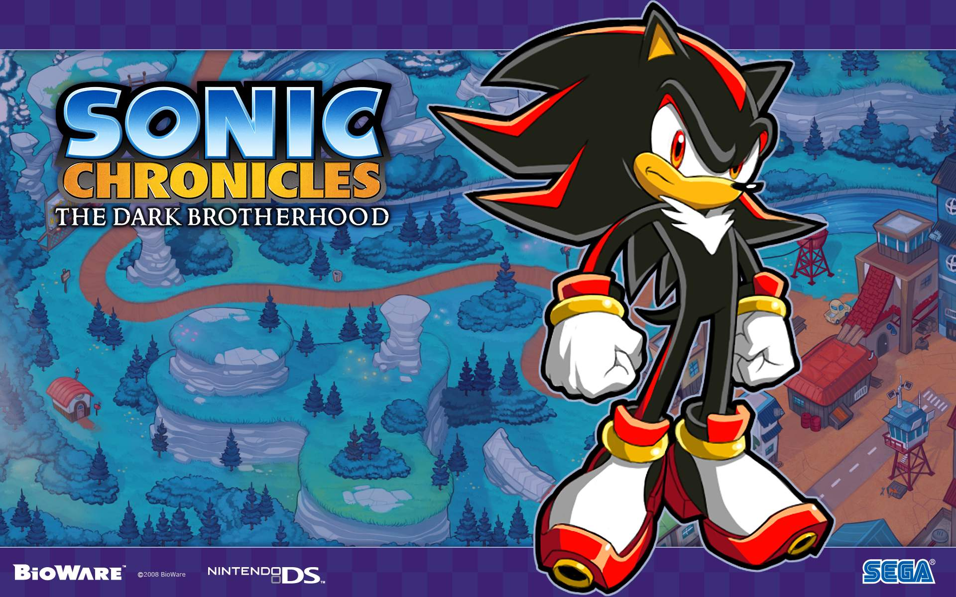 Wallpapers Sonic Chronicles Last Minute Continue