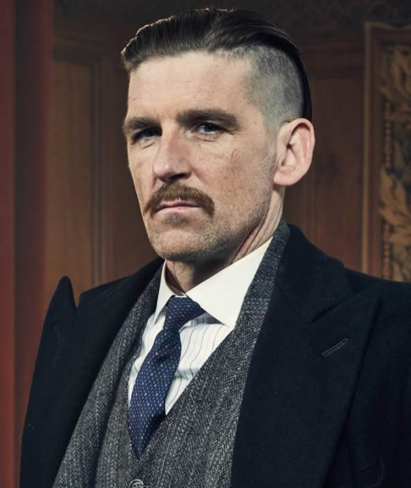 Paul Anderson As Arthur Shelby In Peaky Blinders