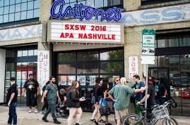 SXSW 2016, Austin, Texas, March 16, 2016.