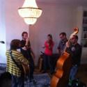 Oefenen bij Bastiaan thuis