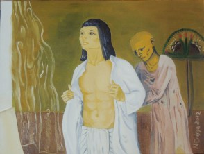 Egyptian and his slave, 2012