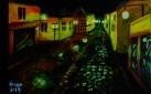 Nighttime in Provins - 2014