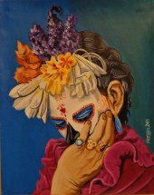 """I hope the leaving is joyful; and I hope never to return."" – Frida Kahlo"