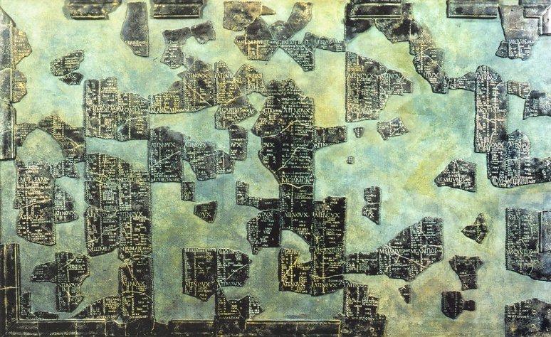 Calendario di Coligny, II sec. d.C.