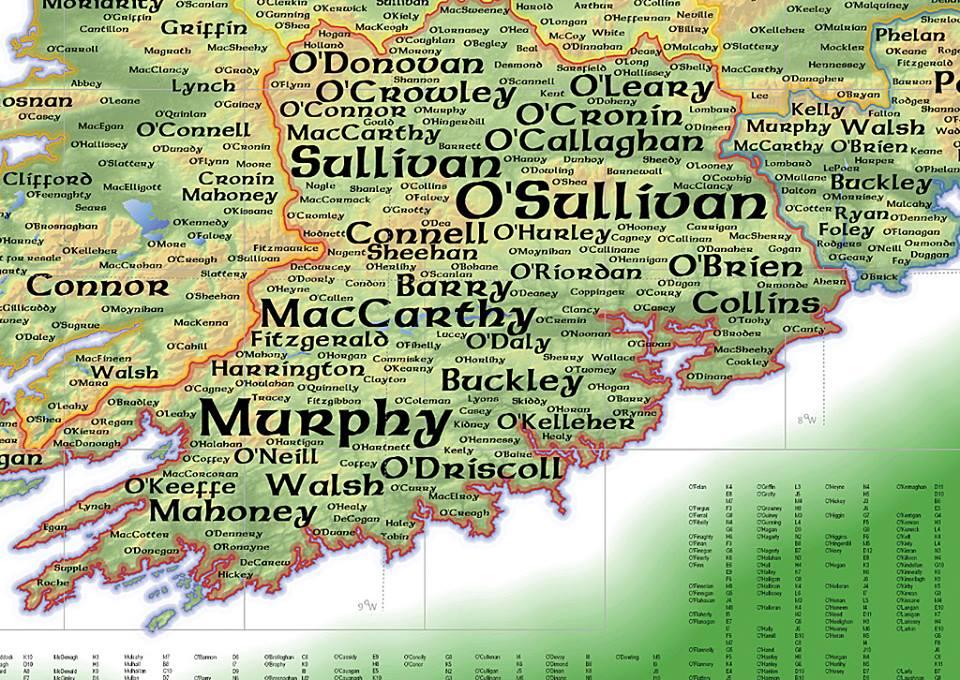 La storia è viva: chiedetelo a i Mac e O irlandesi! - terza e ultima parte