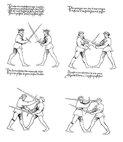 posizioni di combattimento