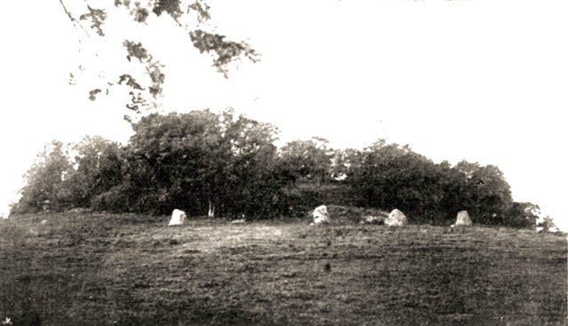 Old-photograph-Newgrange