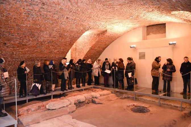 Veneranda Pinacoteca Ambrosiana, presentazione del nuovo allestimento del Foro Romano