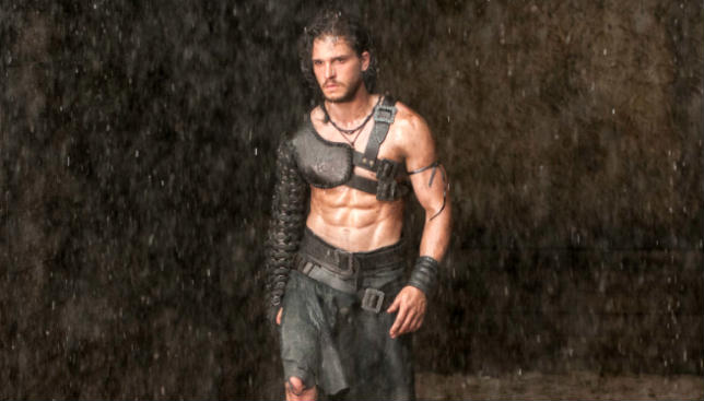 Milo (Kit Harrington)