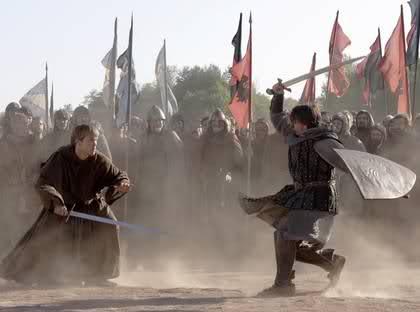 Il primo duello di Arn