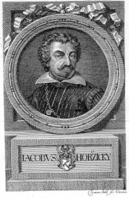 Jacobus Horcicky de Tepenecz