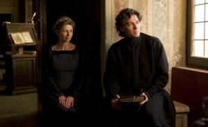 Cristina e monsignore Gerson