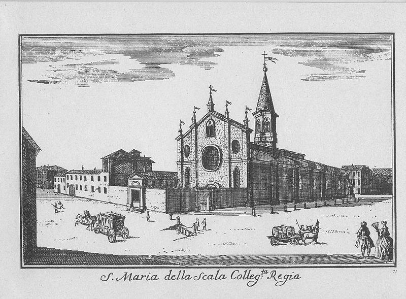 Antica Chiesa di Santa Maria della Scala