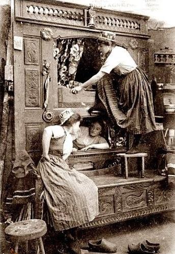 Letto a due piani in Bretagna (Foto: http://www.bellac.co.uk)