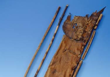 La faretra di Ötzi (www.iceman.it)