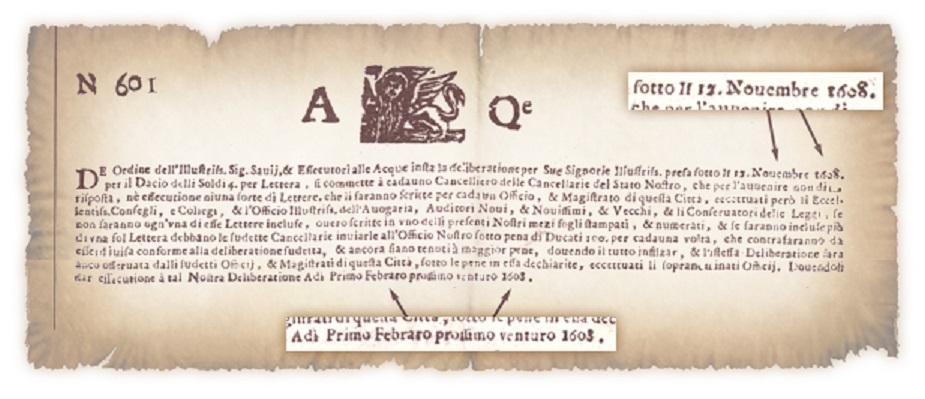 """1 marzo: Capodanno """"more veneto"""""""
