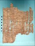 Lettera di Hikane al figlio Isidoro, 50-75 d.C, Egitto