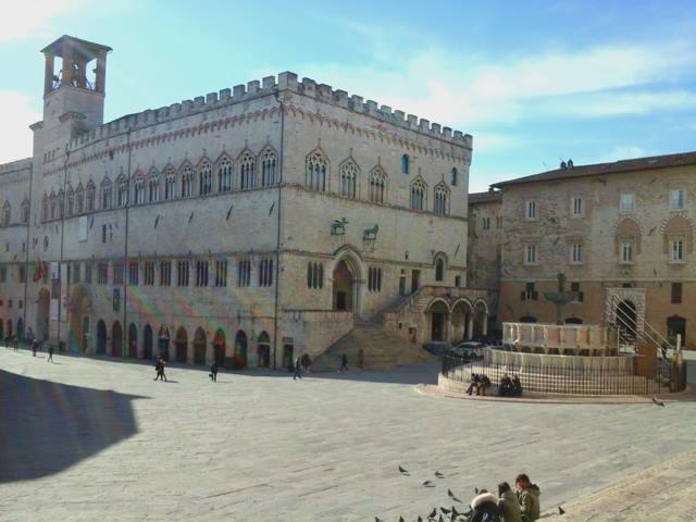Perugia (Foto: https://www.facebook.com/kareltorome/)