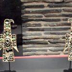 Fibule ricollegabili a manifattura visigota, fine del VI secolo. (Foto: La Storia Viva)