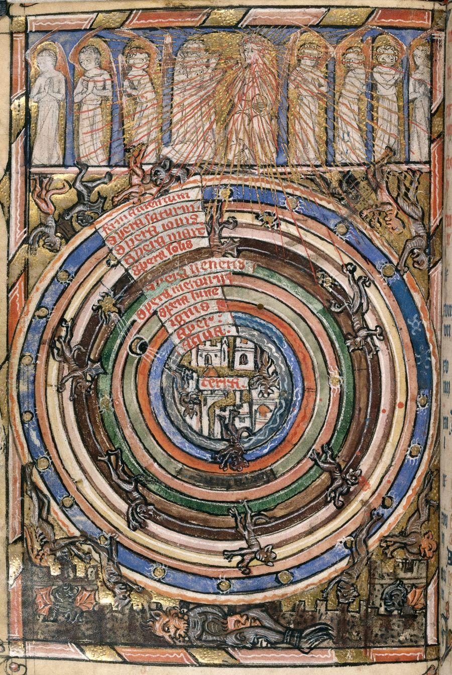 Il Libro delle Ore di Neville di Hornby (1325 - 1375) MS 2781 British Library