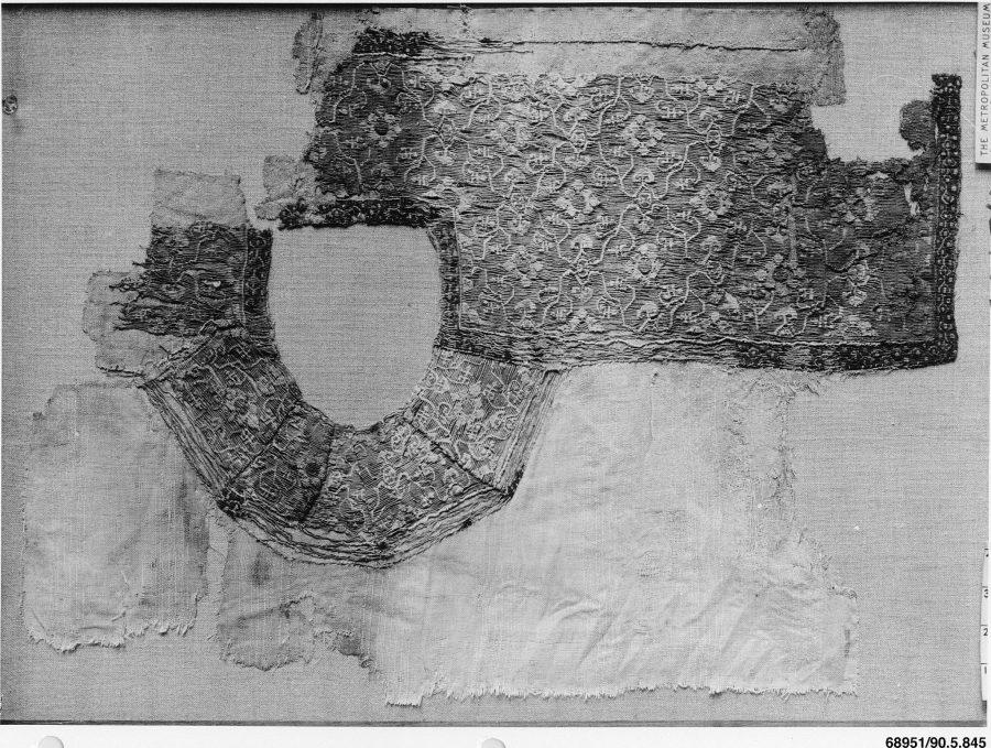 Tunica copta VI-VII secolo