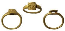 Anello d'oro di tipo Brancaster (Foto: Portable Antiquities Scheme)